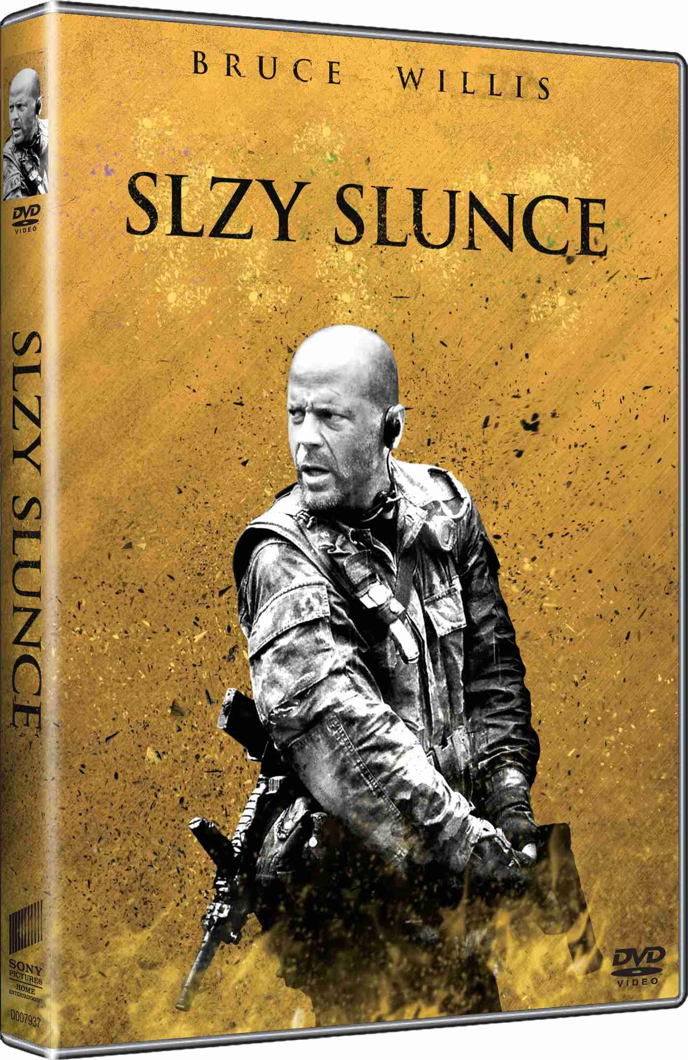 SLZY SLUNCE (Big Face) - DVD