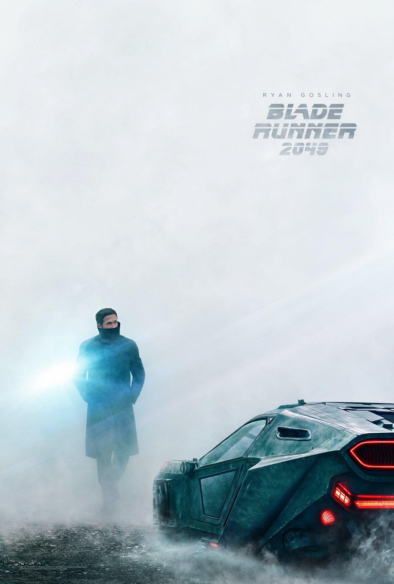 BLADE RUNNER 2049 - DVD