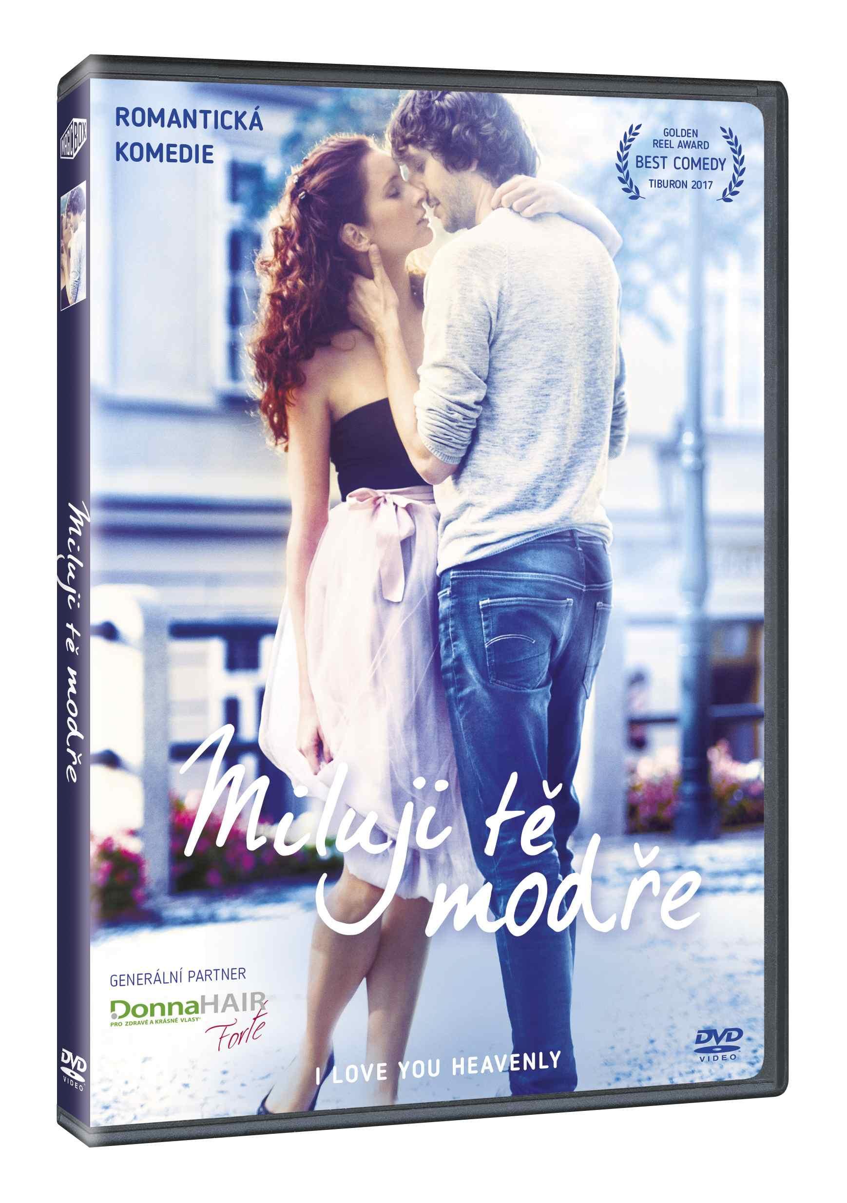 MILUJI TĚ MODŘE - DVD