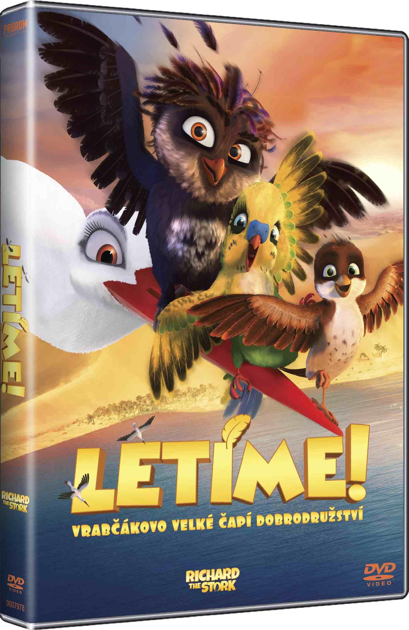 LETÍME - DVD