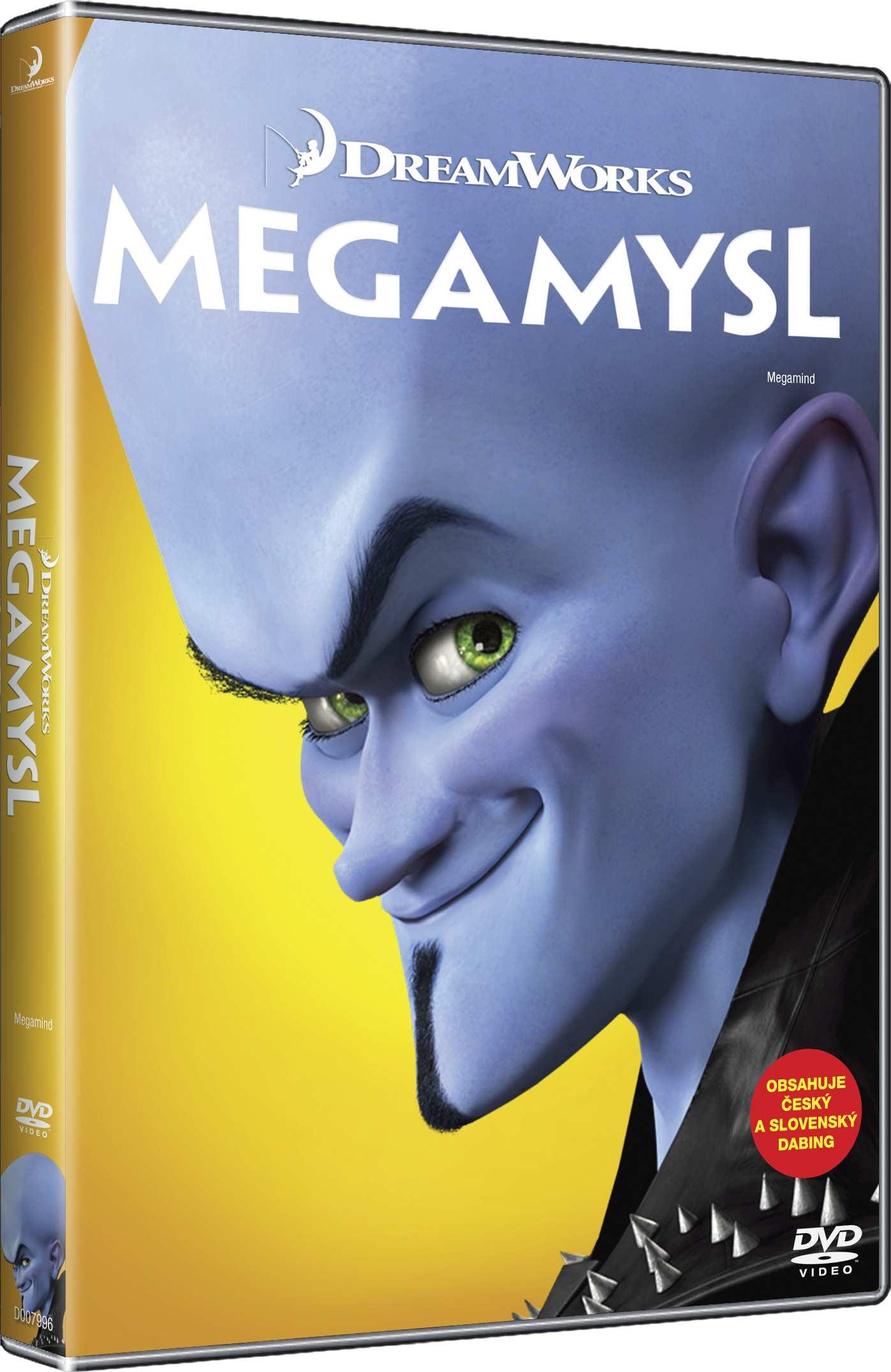 MEGAMYSL (Big Face) - DVD