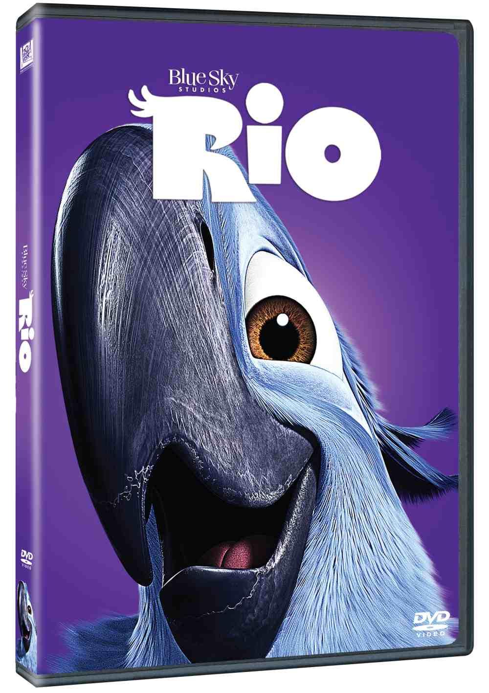RIO (Big Face) - DVD