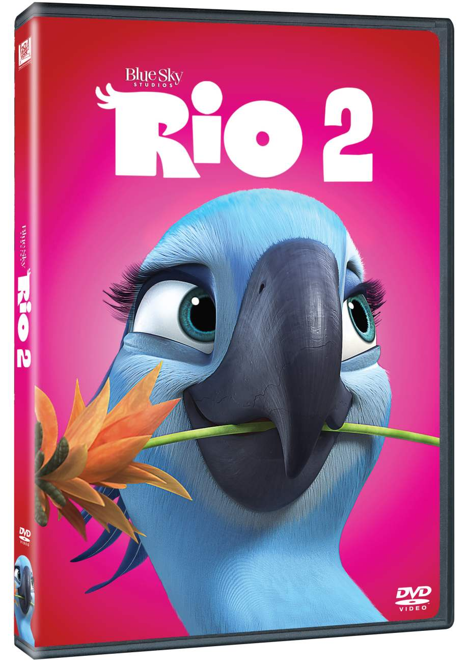 RIO 2 (Big Face) - DVD