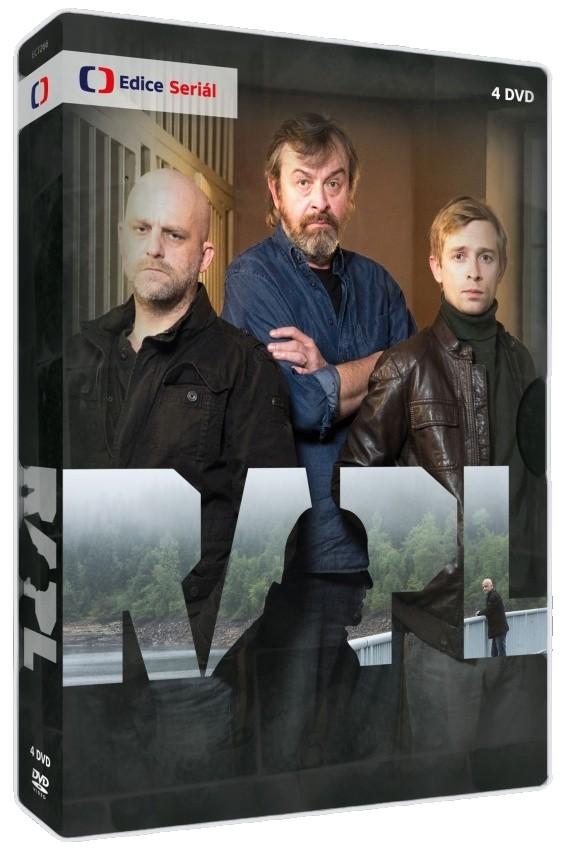 Rapl 1. série - 4 DVD