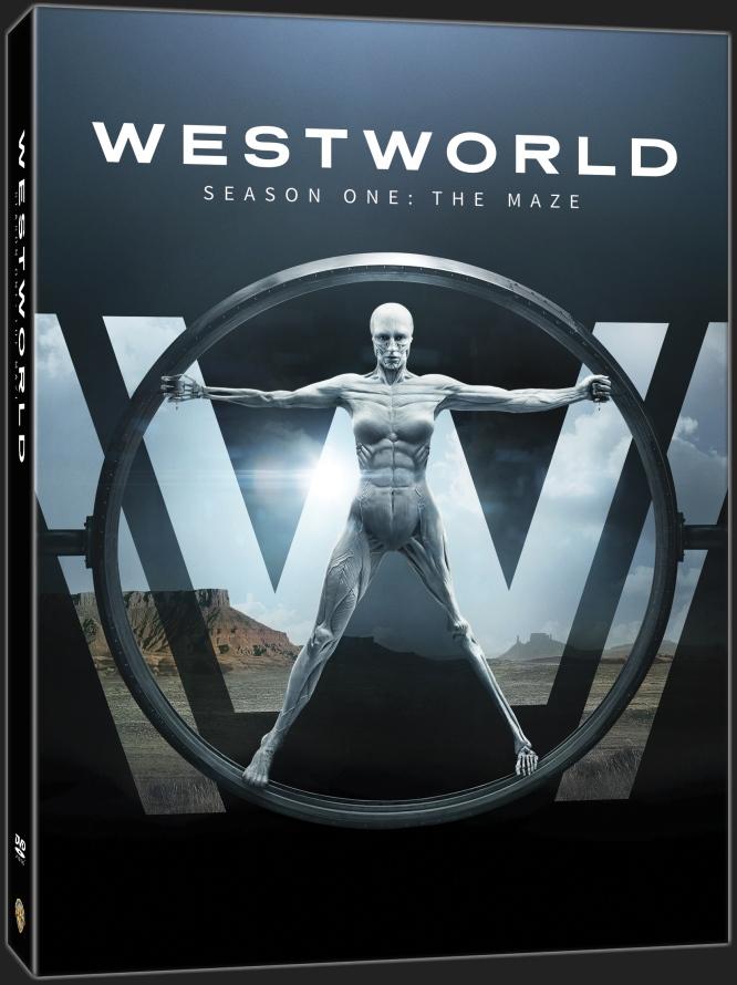Westworld 1. série - 3 DVD