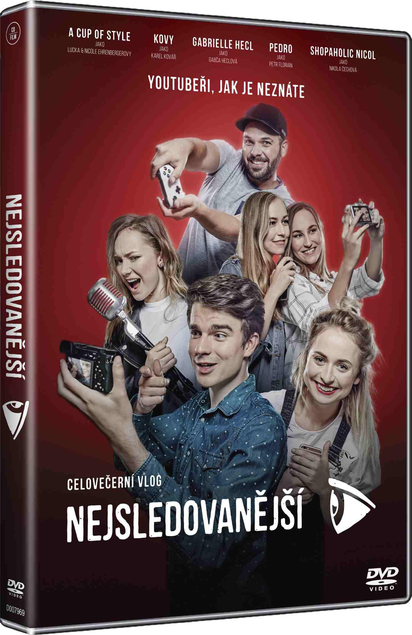 Nejsledovanější - DVD