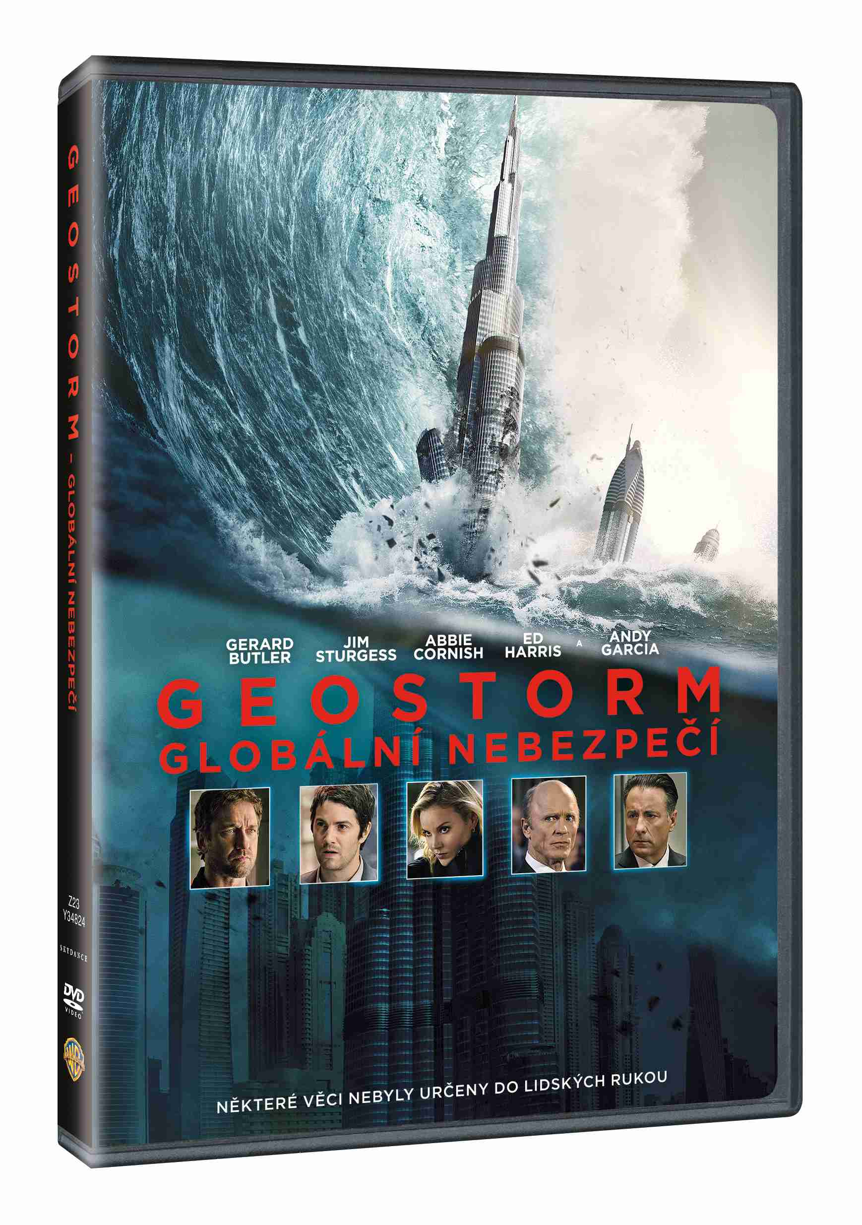 Geostorm: Globální nebezpečí - DVD