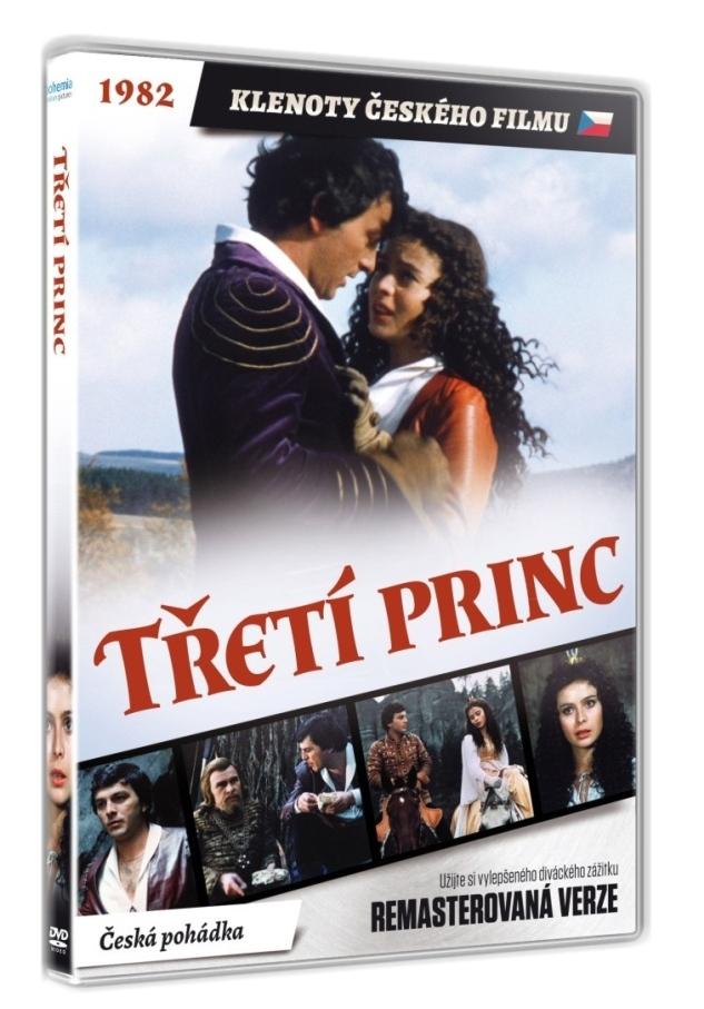 Třetí princ (Remasterovaná verze) - DVD