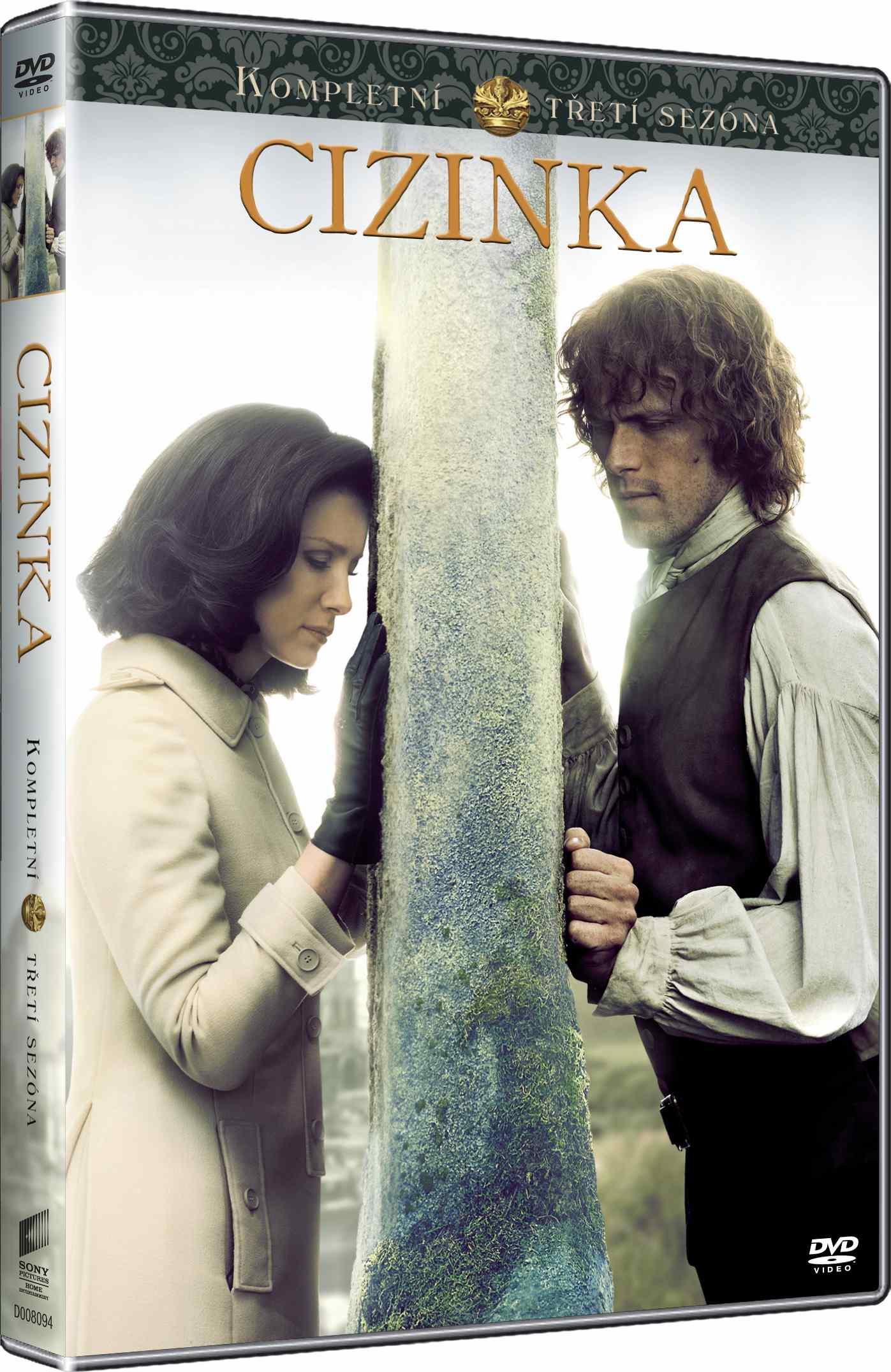 Cizinka - 3. Série - 5 DVD