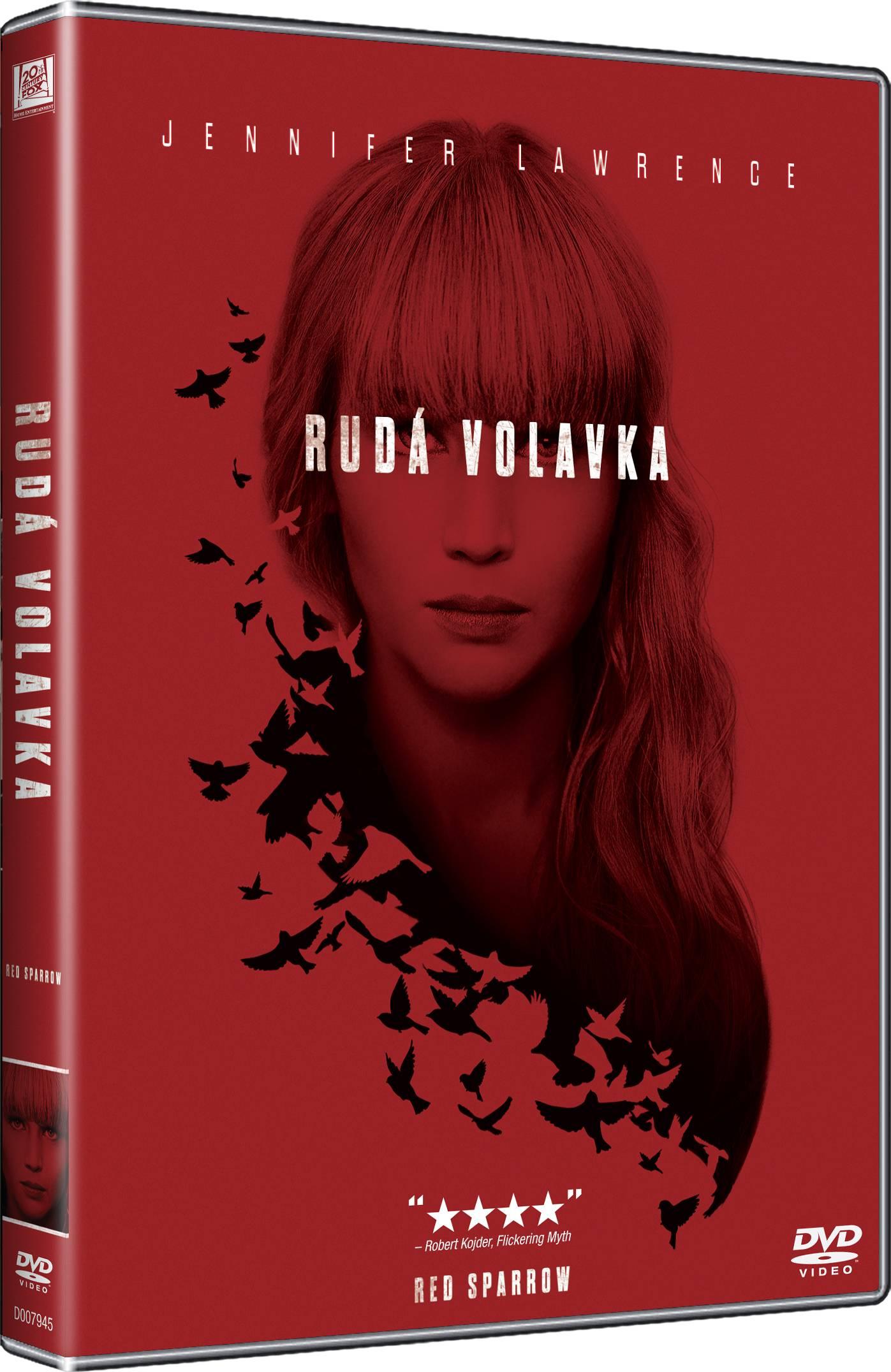 Rudá volavka - DVD