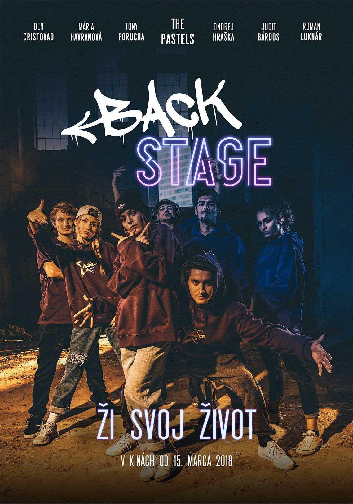 Backstage - DVD