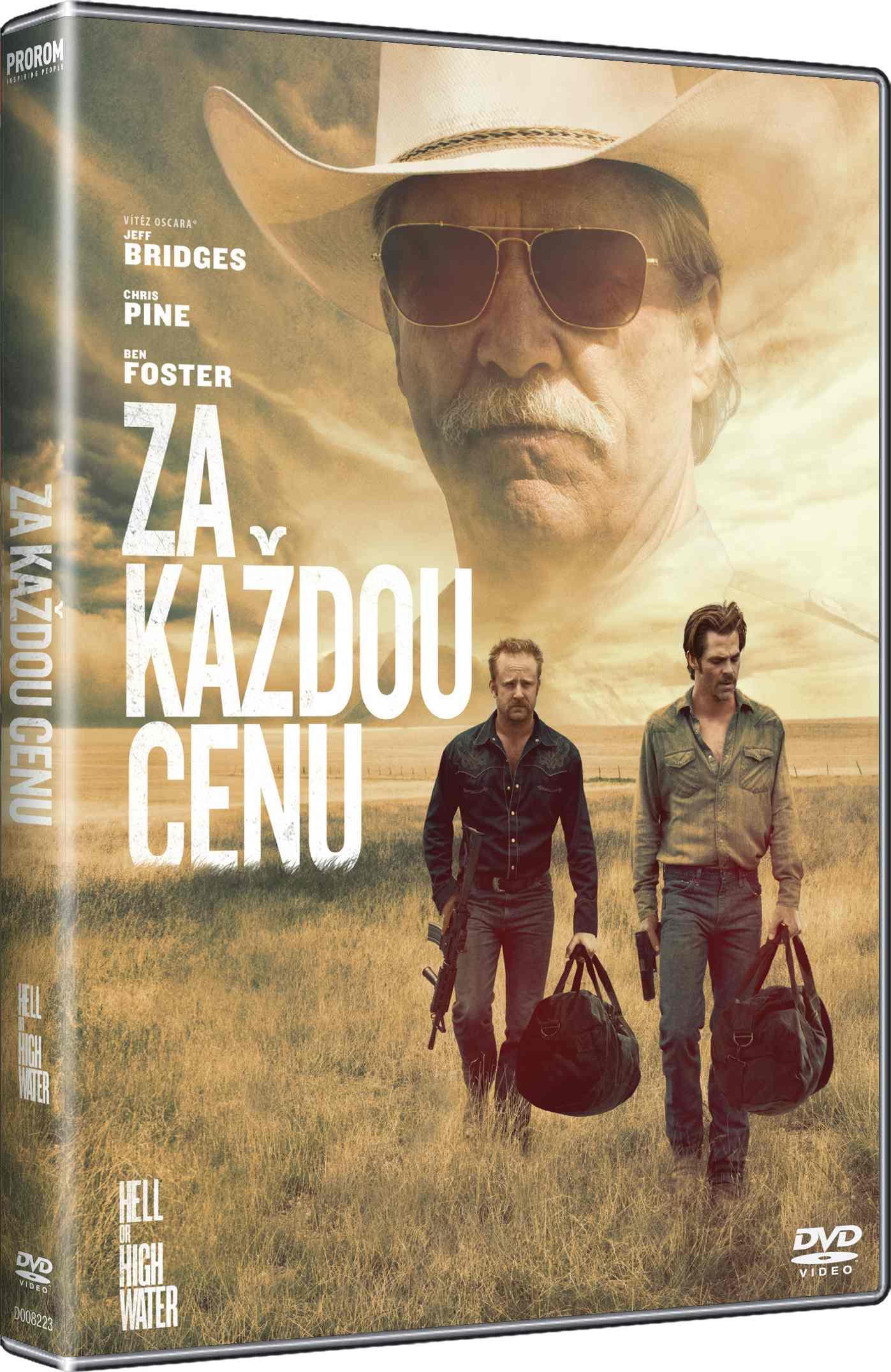 Za každou cenu (2016) - DVD