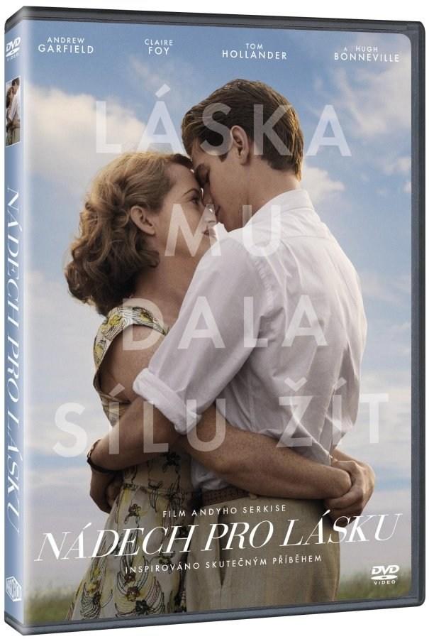 Nádech pro lásku - DVD