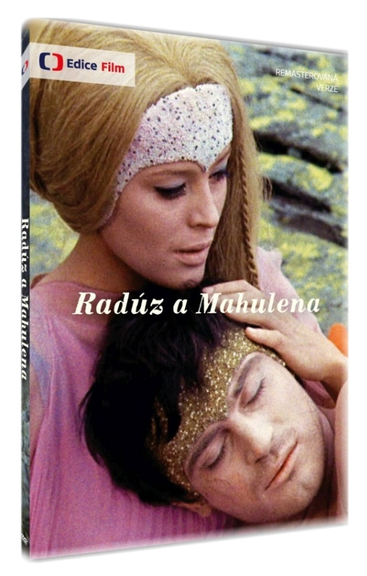 Radúz a Mahulena (remasterovaná verze) - DVD