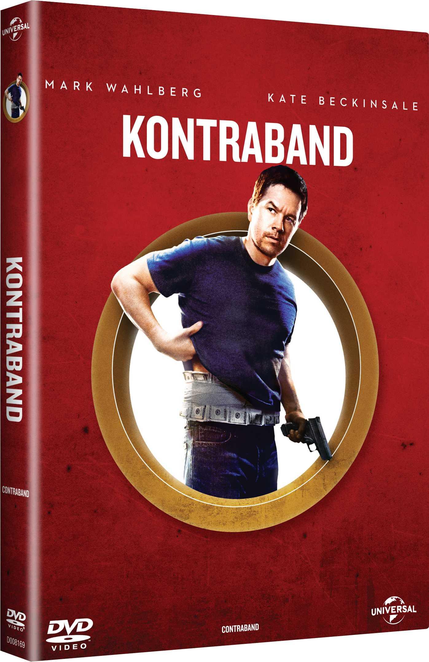Kontraband (Unbelievable Entertainment) - DVD