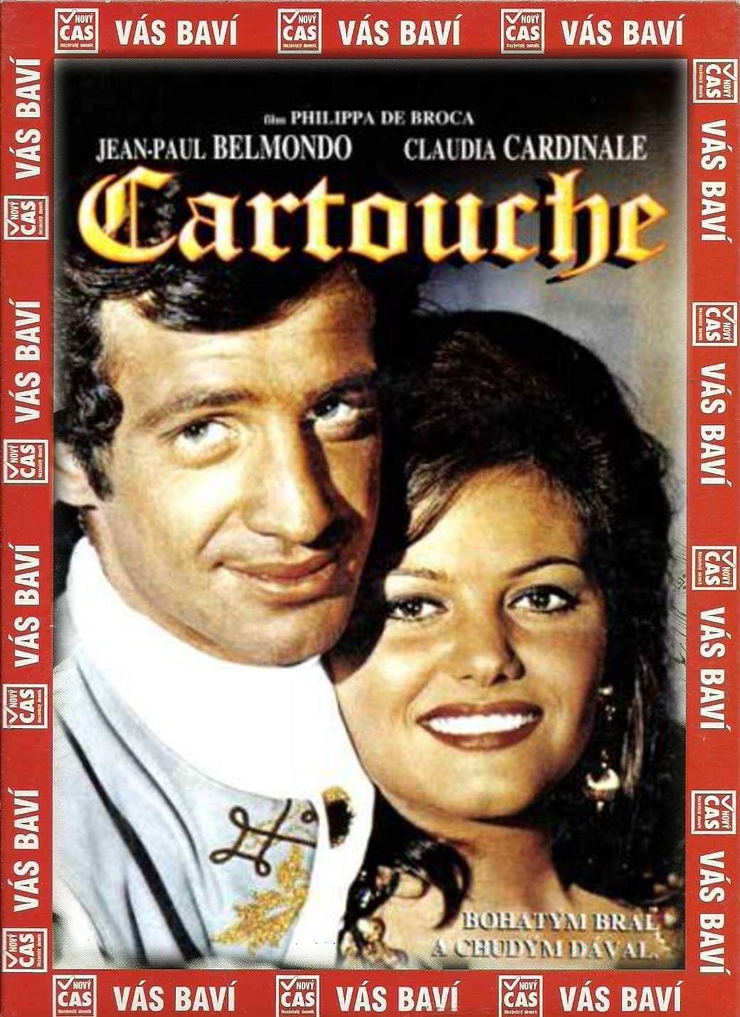 Cartouche - DVD pošetka