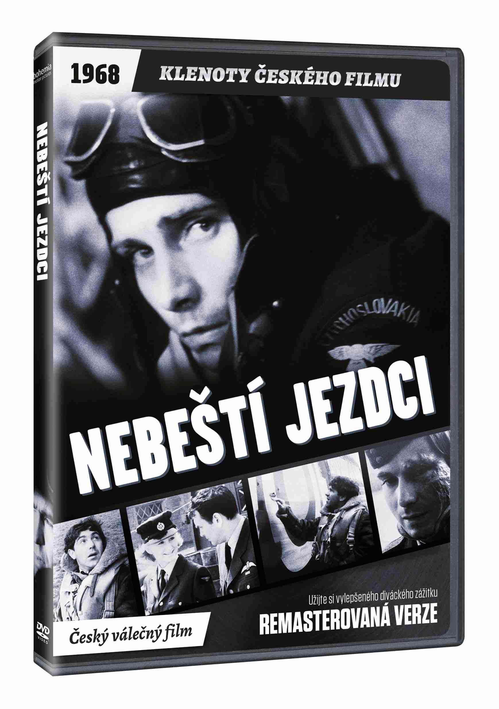 Nebeští jezdci - DVD (remasterovaná verze)