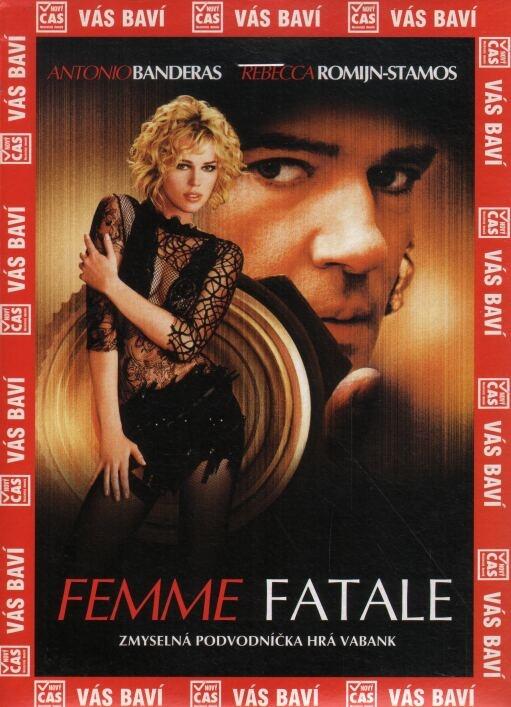 FEMME FATALE - DVD pošetka