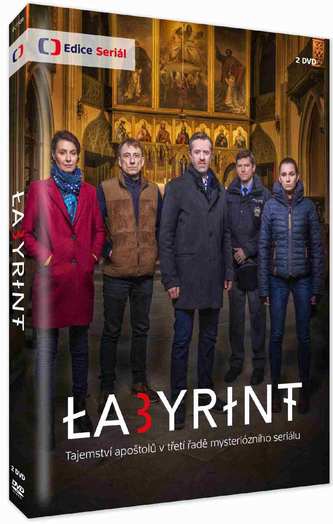 Labyrint - 3. série - 2 DVD