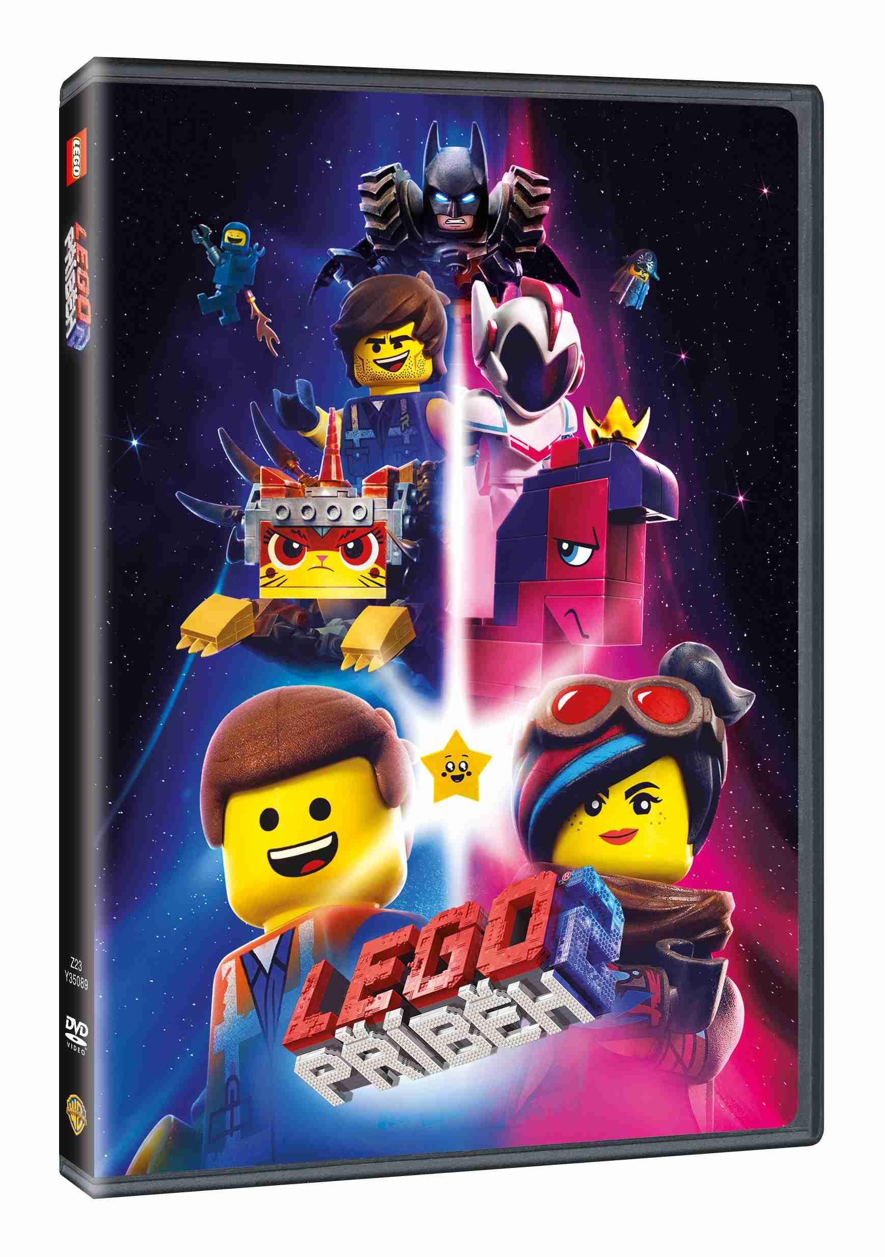 Lego příběh 2 - DVD