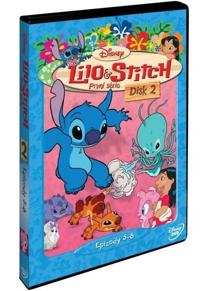 Lilo a Stitch 1. série - disk 2 - DVD