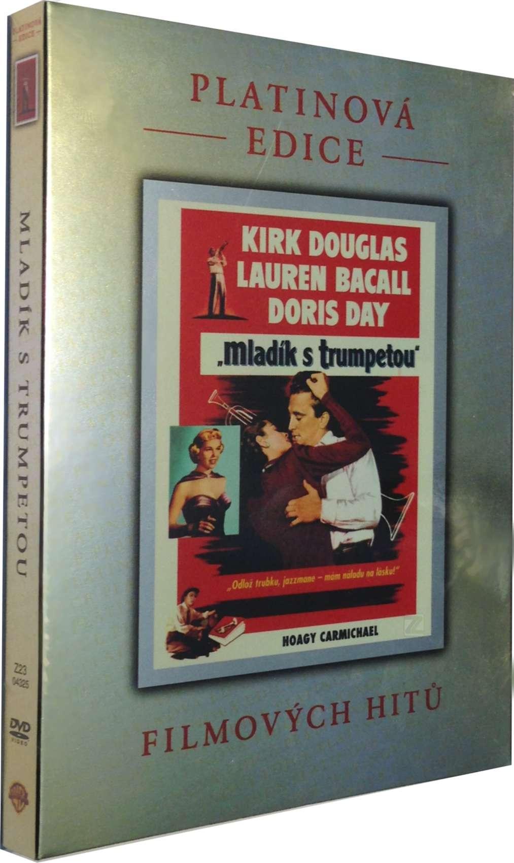Mladík s trumpetou - DVD