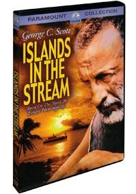Ostrovy uprostřed proudu - DVD
