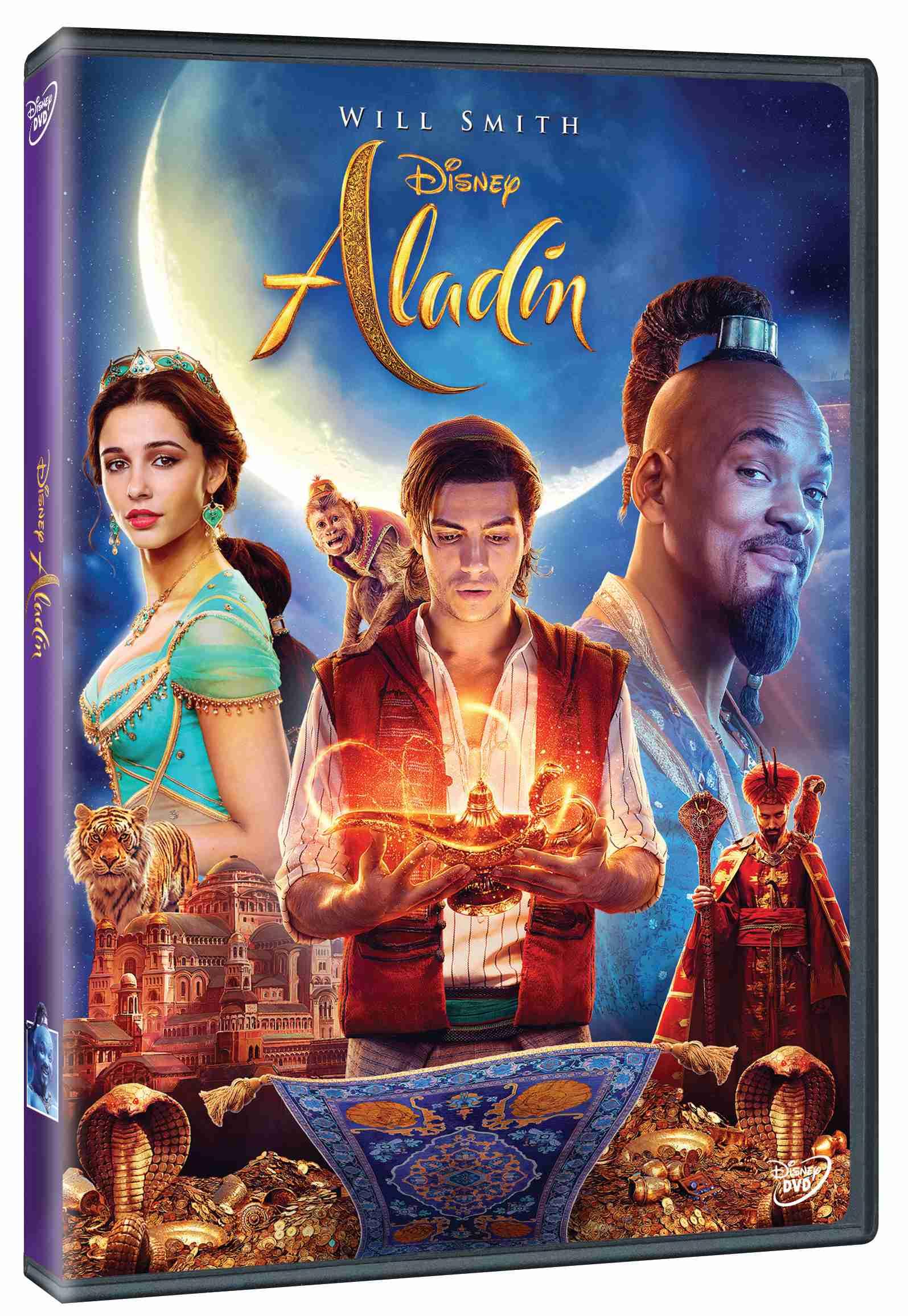 Aladin (2019) - DVD