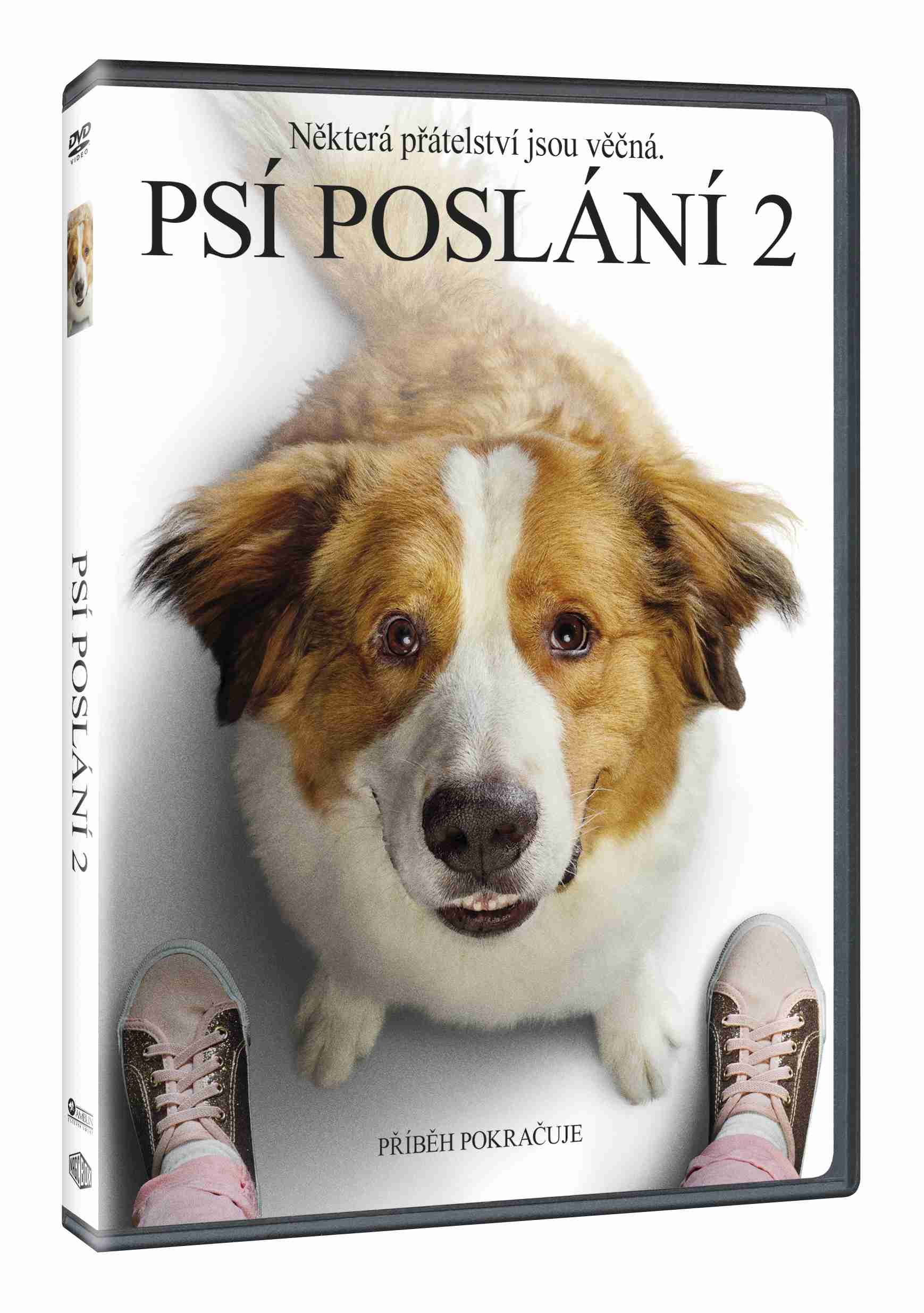 Psí poslání 2 - DVD