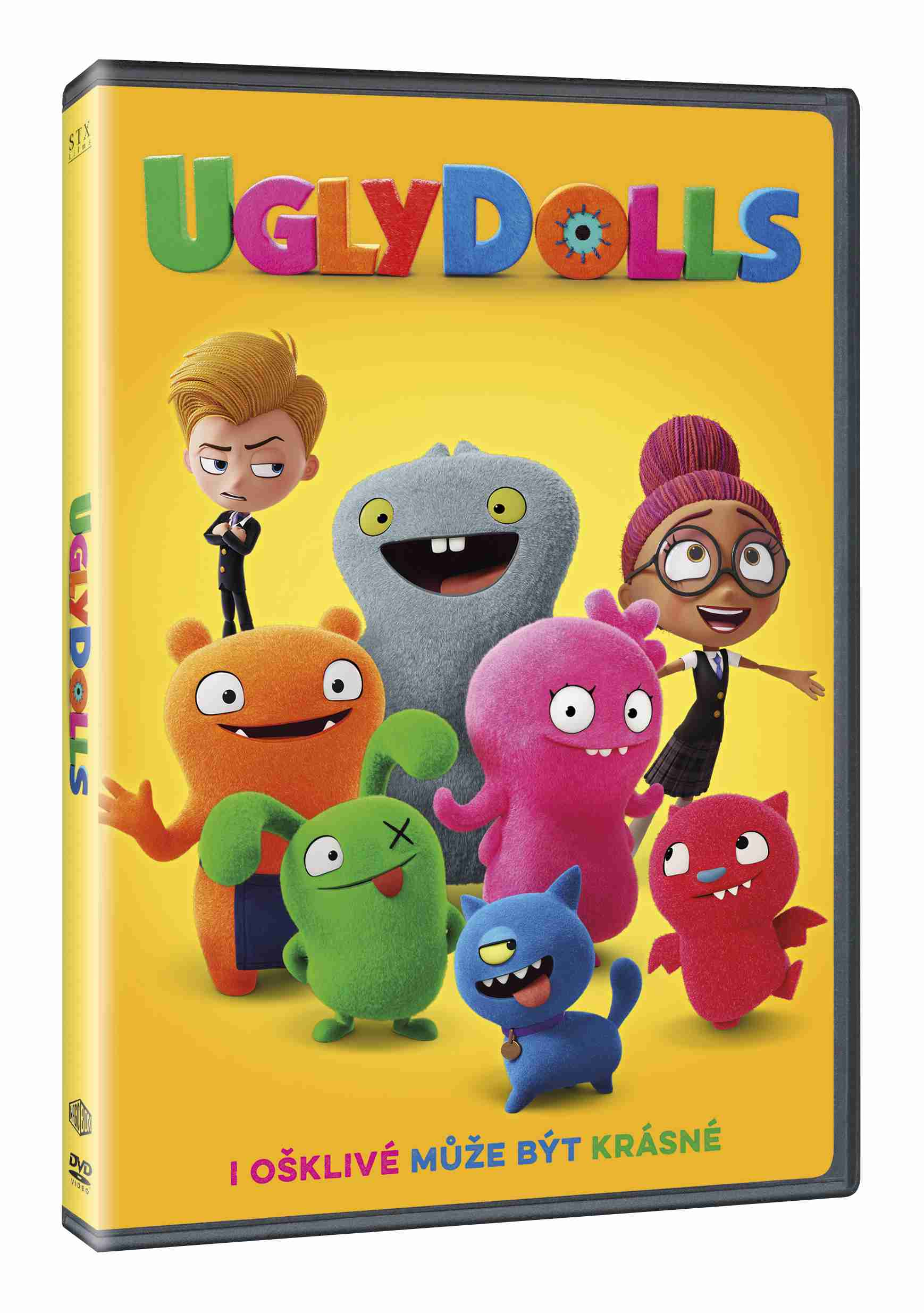 UglyDolls - DVD