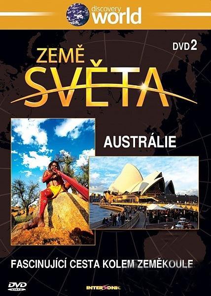 Země světa 2 - Austrálie - DVD pošetka