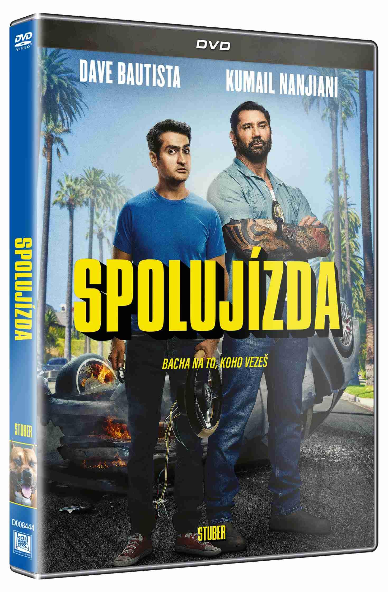 Spolujízda - DVD