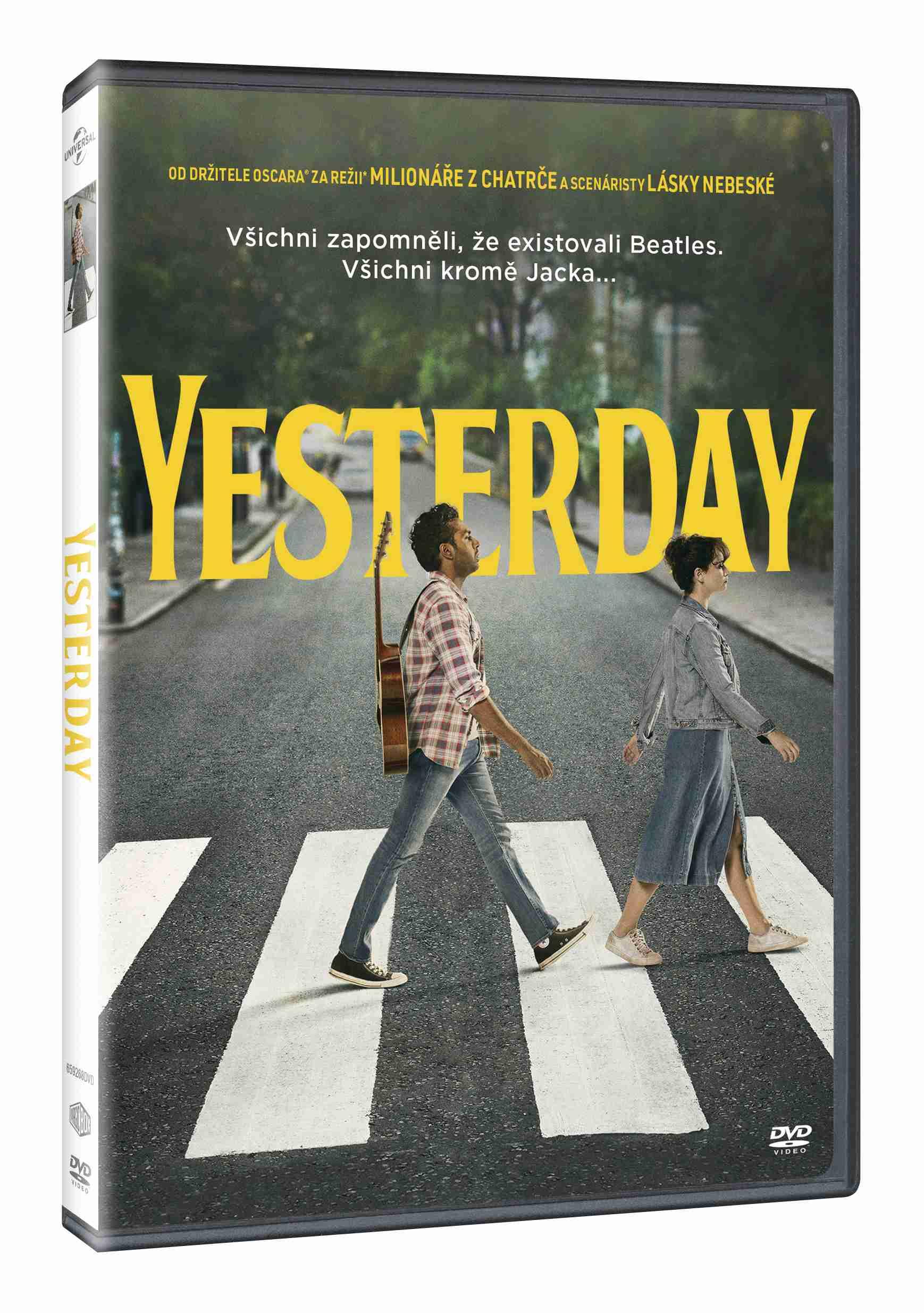 Yesterday - DVD