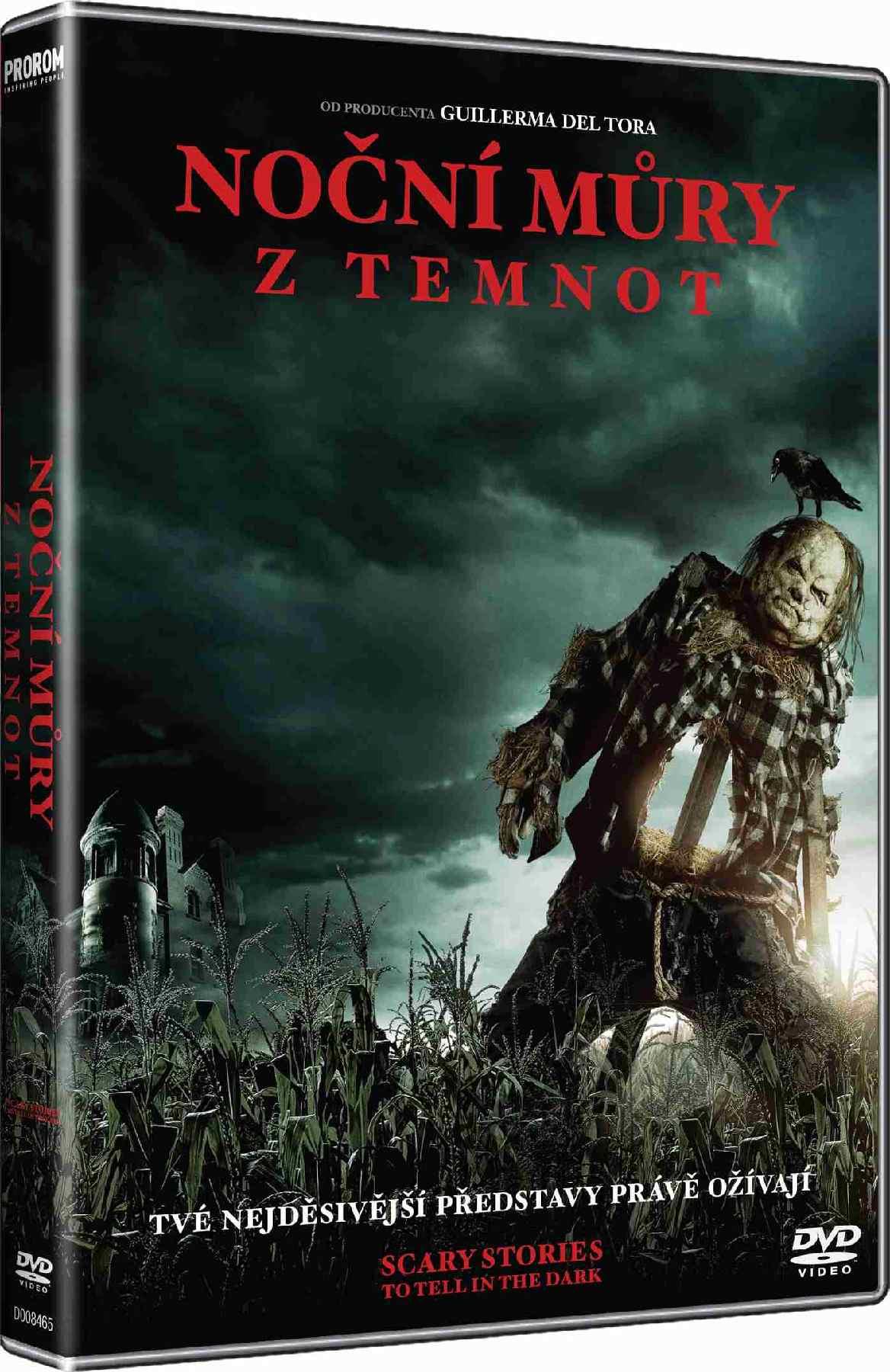 Noční můry z temnot - DVD