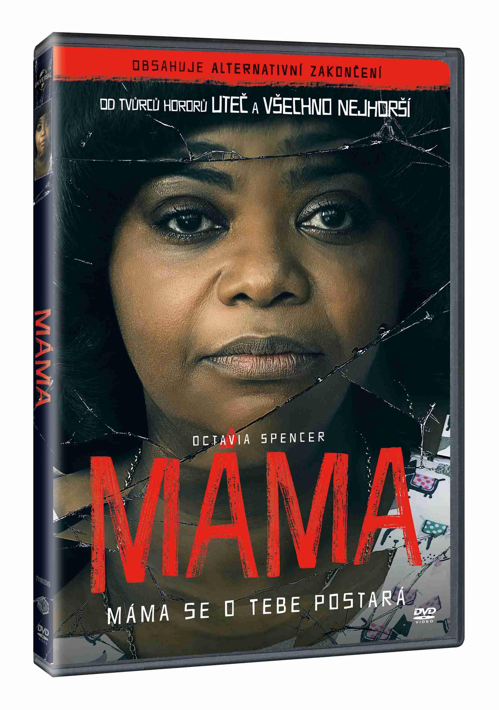Máma - DVD