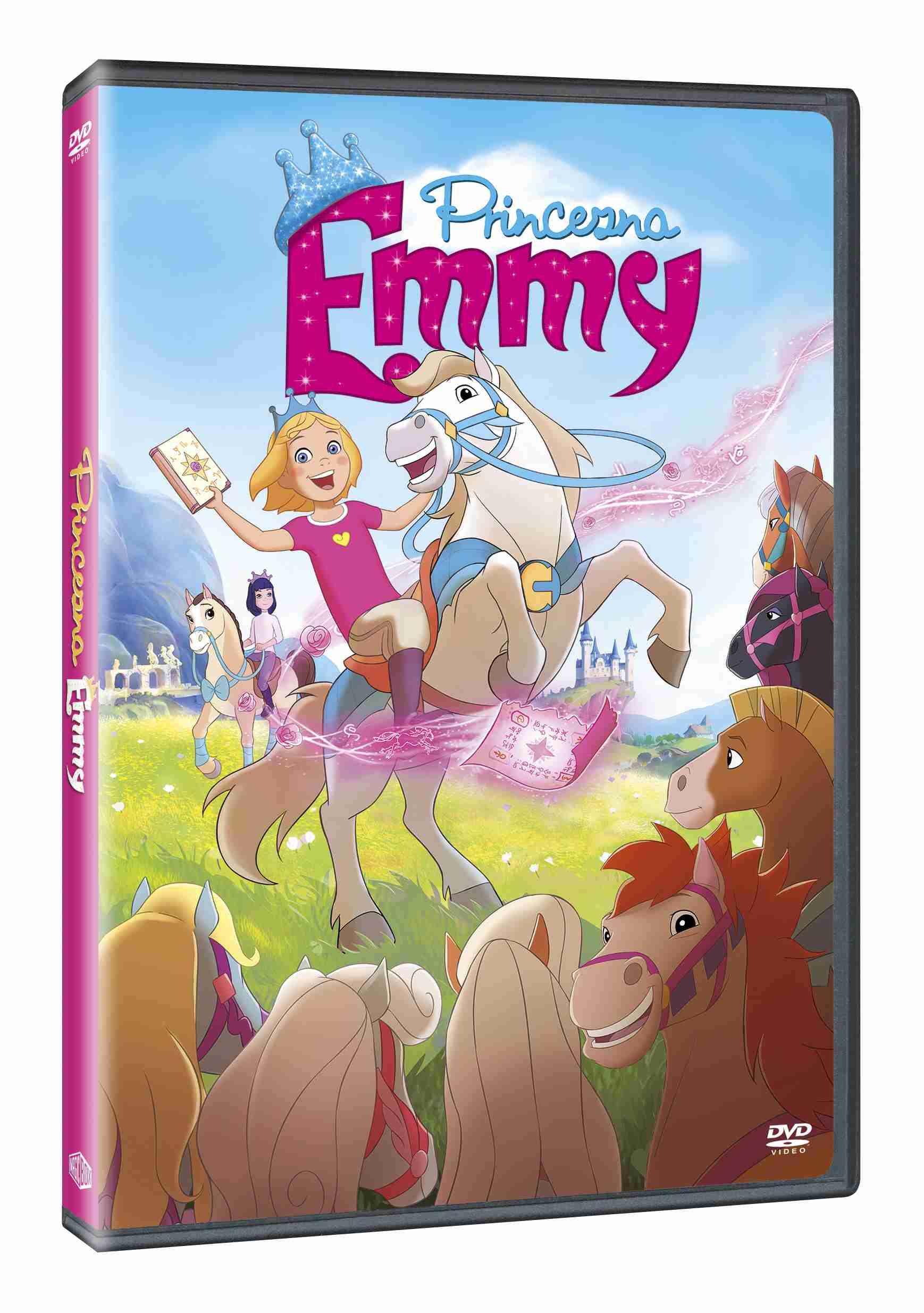 Princezna Emmy - DVD