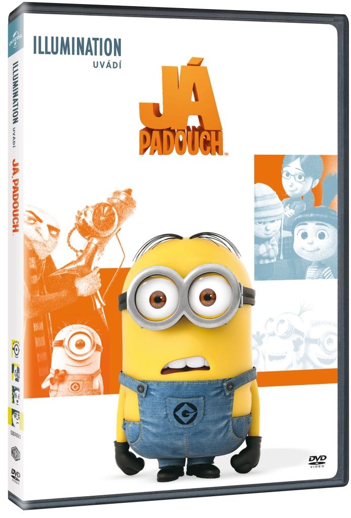 Já, padouch - DVD (Illumination edice)