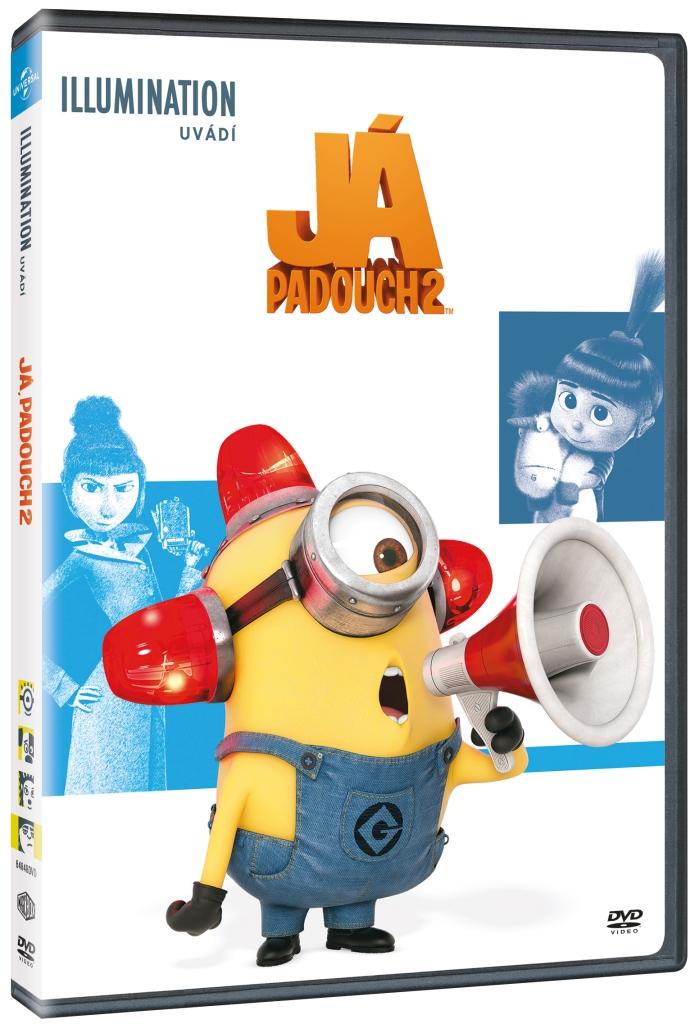 Já, padouch 2 - DVD (Illumination edice)