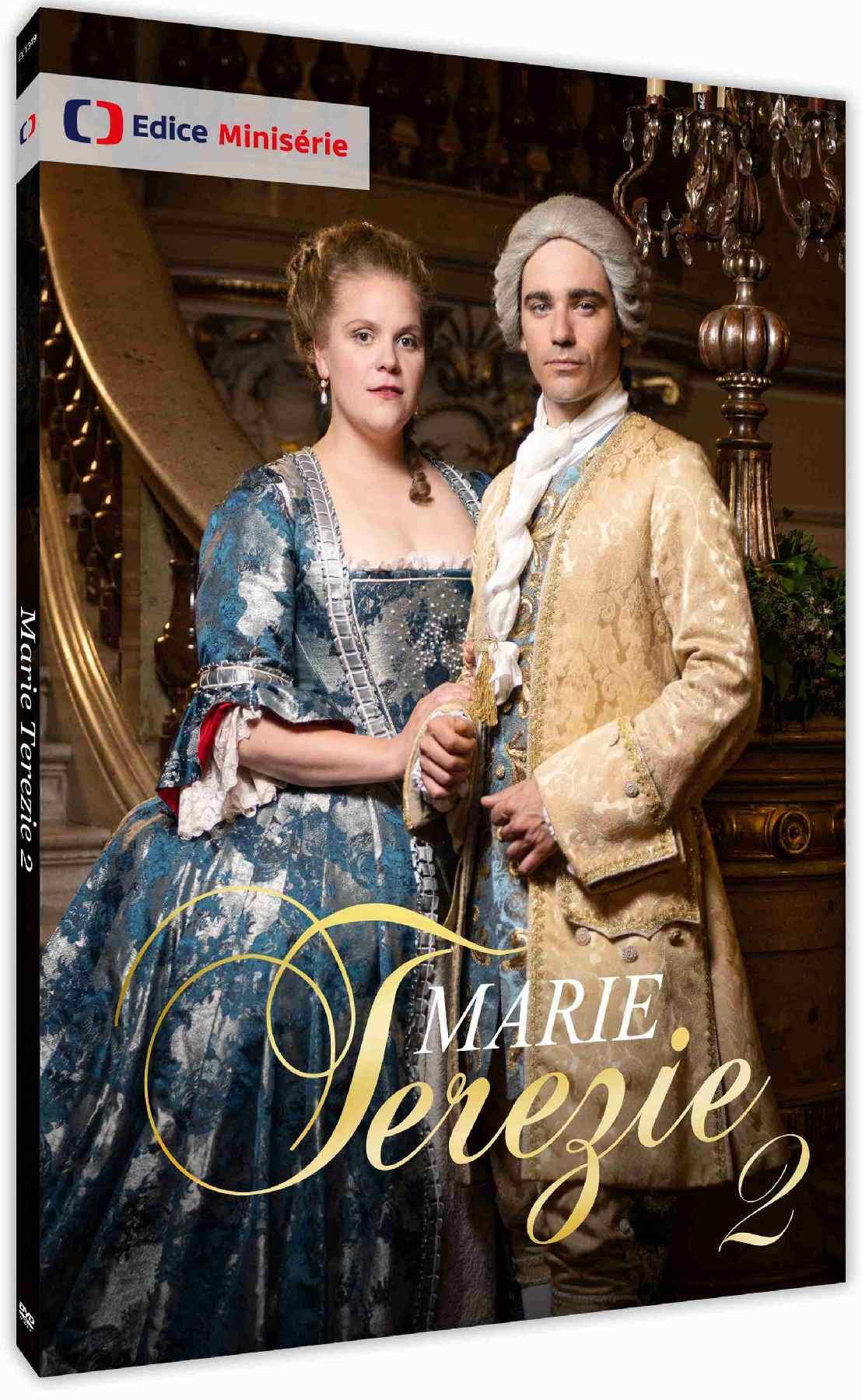 Marie Terezie 2 - DVD