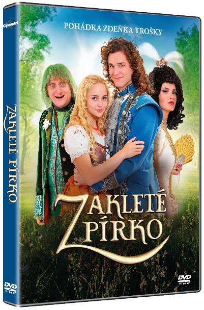 Zakleté pírko - DVD