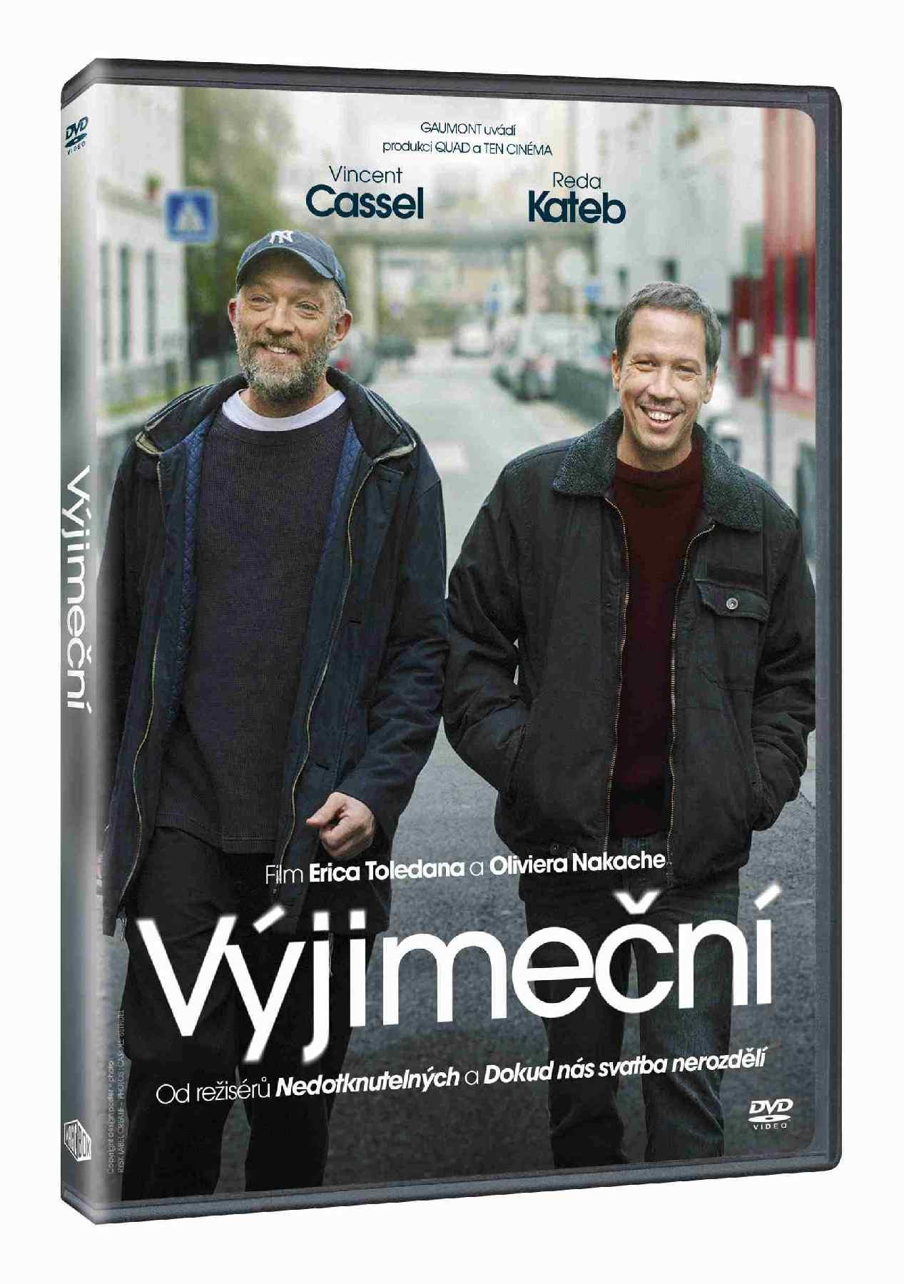 Výjimeční - DVD