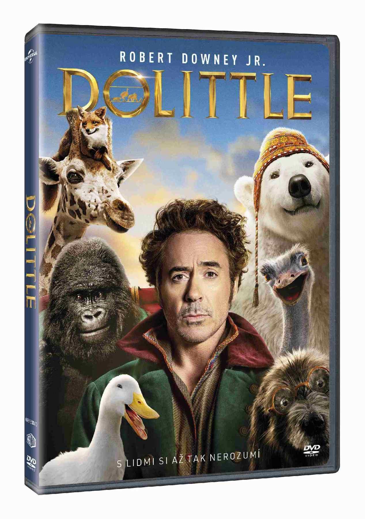 Dolittle - DVD