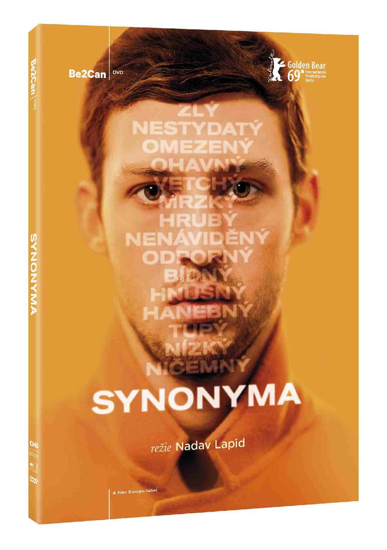 Synonyma - DVD