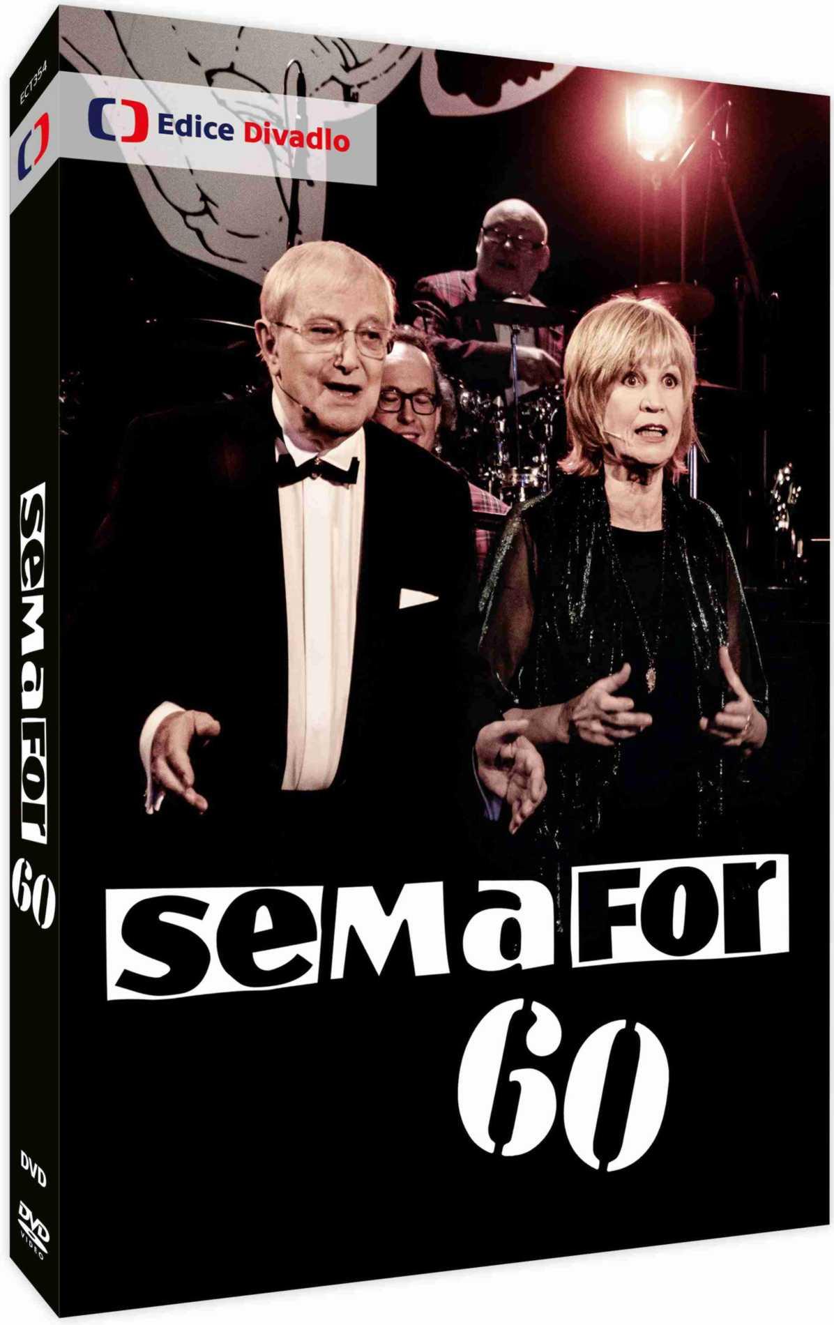 Semafor 60 - DVD