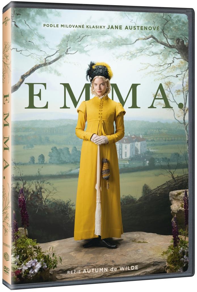 Emma. - DVD