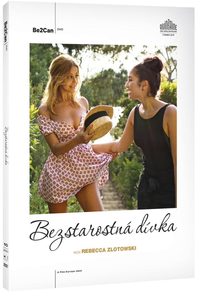 Bezstarostná dívka - DVD