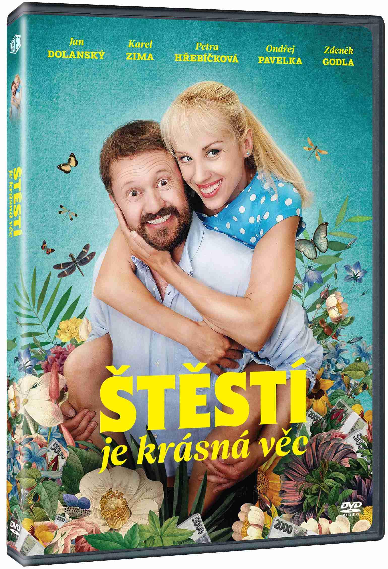 Štěstí je krásná věc - DVD
