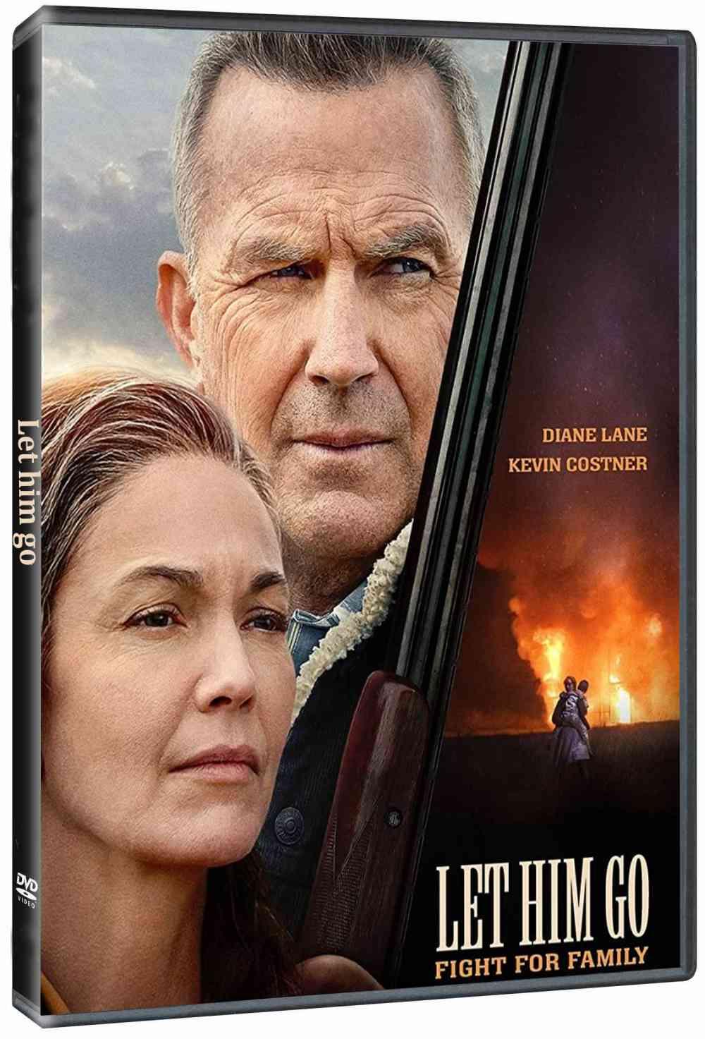 Nechte ho jít - DVD