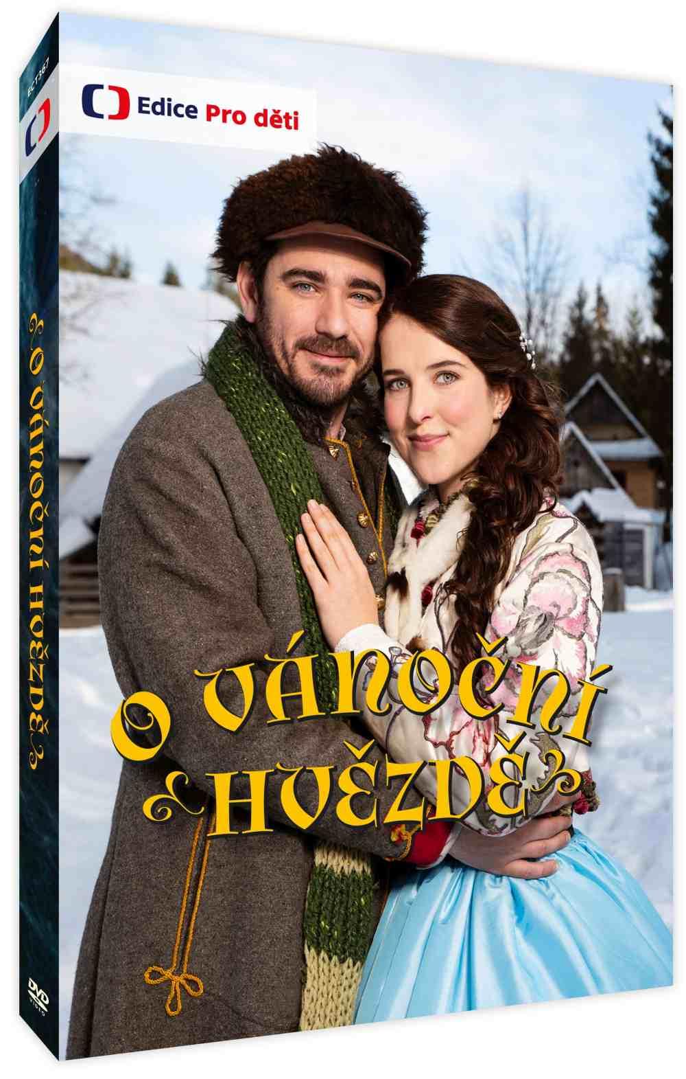 O vánoční hvězdě - DVD