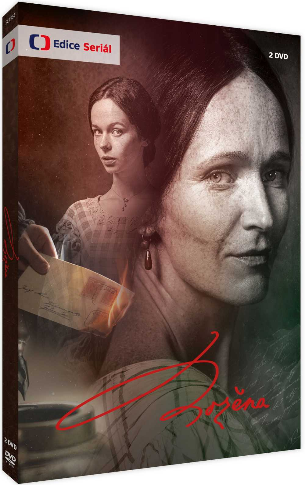 Božena - DVD